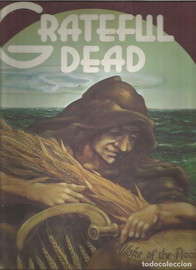 GRATEFUL DEAD WAKE OF THE FLOOD (Música - Discos - LP Vinilo - Pop - Rock - Extranjero de los 70)