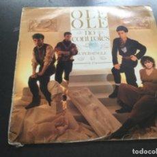 Discos de vinilo: OLE OLE - NO CONTROLES . Lote 182673886