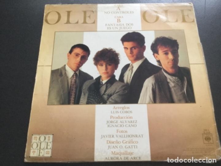 Discos de vinilo: Ole Ole - no controles - Foto 2 - 182673886