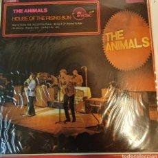 Discos de vinilo: LP THE ANIMALS HOUSE OF THE RISING SUN. Lote 182678553
