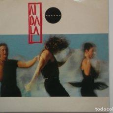 Discos de vinilo: MECANO-AIDALAI-CONTIENE ENCARTE. Lote 195200308