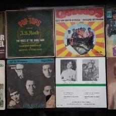 Discos de vinilo: LOTE DE SINGLES ,,MUSICA ESPAÑOLA ,,85 SINGLES. Lote 182684510