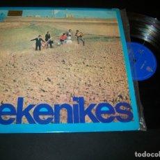 Discos de vinilo: LOS PEKENIKES - LP PEKENIKES - HISPAVOX 1ª ED. 1966 - 12 CANCIONES ..LADY PEPA, HILO DE SEDA,..ETC. Lote 182687637