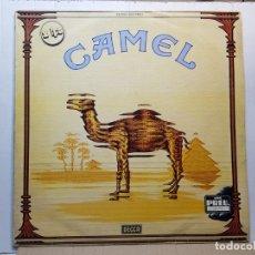 Discos de vinilo: DOBLE LP-CAMEL- EN FUNDA ORIGINAL 1976. Lote 182689671