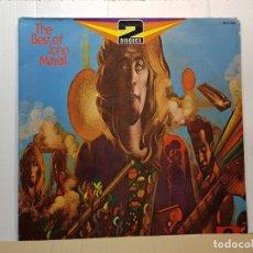 Discos de vinilo: DOBLE LP-JOHN MAYALL- THE BEST EN FUNDA ORIGINAL 1973. Lote 182689940