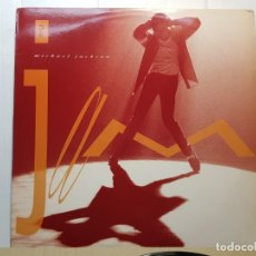 Discos de vinilo: 12 SINGLE-MICHAEL JACKSON- JAM EN FUNDA ORIGINAL 1991. Lote 182690217