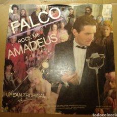 Discos de vinilo: FALCO - ROCK ME AMADEUS. Lote 182691586