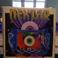 Discos de vinilo: NEKTAR, SOUNDS LIKE THIS, DISCO DOBLE. Lote 182695142