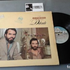 Discos de vinilo: THE BRECKER BROTHERS ‎– DETENTE LP ARISTA ‎– AB 4272 EDICIÓN USA. Lote 182697777