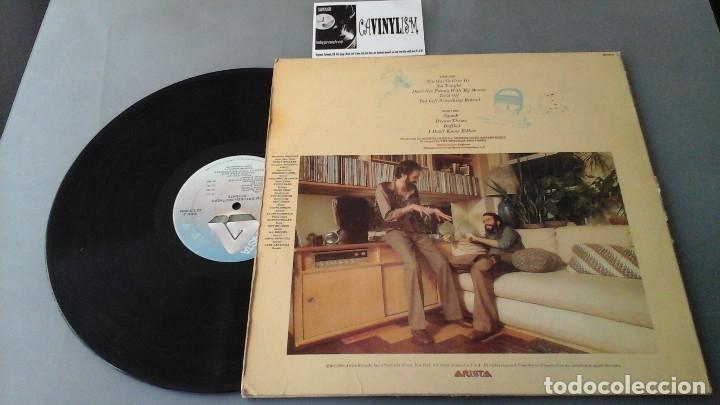 Discos de vinilo: The Brecker Brothers – Detente LP Arista – AB 4272 Edición USA - Foto 2 - 182697777