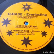 Discos de vinilo: Q-BASE / EVERLASTING / MAXI-SINGLE 12 INCH. Lote 182698770