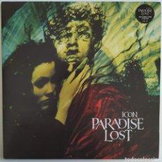 Discos de vinilo: PARADISE LOST - ICON - MUSIC FOR NATIONS - MFN 152 - 2 LPS - PRIMERA EDICIÓN UK- CON PÓSTER - EX+ M. Lote 182627936