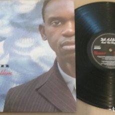Discos de vinilo: DR. ALBAN / FEEL THE RHYTHM / MAXI-SINGLE 12 INCH. Lote 182699593