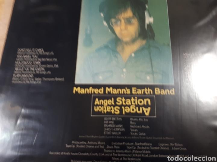 Discos de vinilo: MANFRED MANNS ANGEL STATION - Foto 2 - 182701436