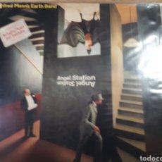Discos de vinilo: MANFRED MANNS ANGEL STATION. Lote 182701436