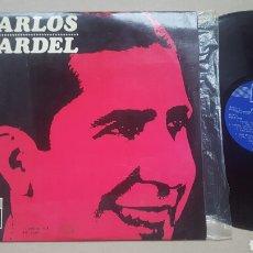 Discos de vinilo: CARLOS GARDEL 1966 LP ODEON. Lote 182702796
