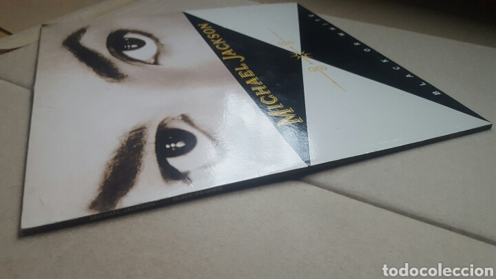 Discos de vinilo: Michael Jackson black or white MAXI 1991 - Foto 3 - 182703417