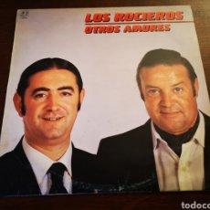 Discos de vinilo: LOS ROCIEROS. OTROS AMORES. Lote 182709251