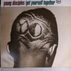 Discos de vinilo: YOUNG DISCIPLES-GET YOURSELF TOGETHER. Lote 182712142