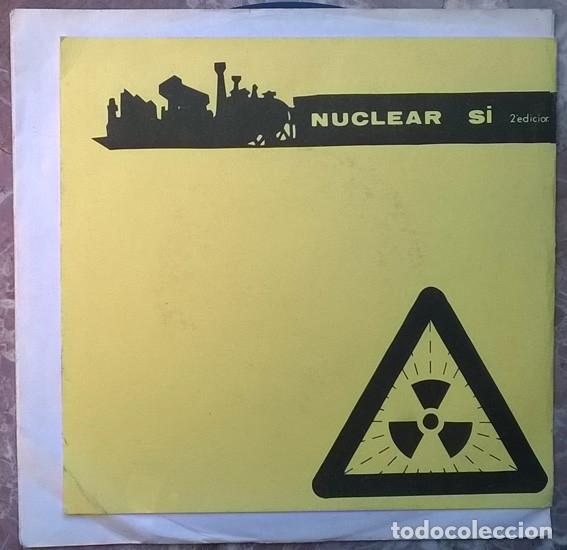 AVIADOR DRO. NUCLEAR SÍ/ SINTONÍA/ EL RETORNO DE GODZILLA/ VARSOVIA EN LLAMAS. DRO-001 SPAIN 1982 EP (Música - Discos de Vinilo - EPs - Grupos Españoles de los 70 y 80)