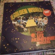 Discos de vinilo: THE LES HUMPHRIES SINGERS* – THE GOLDEN WORLD OF THE LES HUMPHRIES SINGERS,1974. Lote 182717593