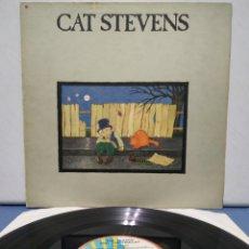 Discos de vinilo: CAT STEVENS - TEASER AND THE FIRECAT 1971 ED ALEMANA GATEFOLD. Lote 182717627