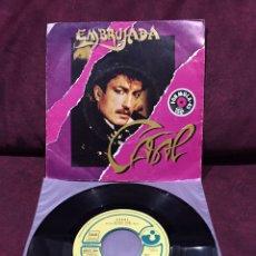 """Discos de vinilo: CASAL - EMBRUJADA, SINGLE 7"""", 1982, ESPAÑA. Lote 182729838"""