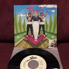 "Discos de vinilo: TRIANGOLO - AUTOPISTA, SINGLE 7"", PROMOCIONAL, 1980, ESPAÑA. Lote 182730747"