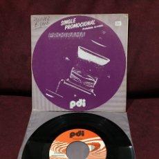 """Discos de vinilo: PROGRAMA - SHYNTESIS, SINGLE 7"""", PROMOCIONAL, 1983, ESPAÑA. Lote 182731203"""