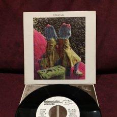 """Discos de vinilo: ULTRATRUITA - SANGRE Y ARENA, SINGLE 7"""", 1983, ESPAÑA, OPORTUNIDAD!!. Lote 182736551"""