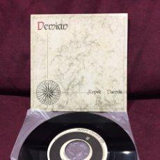 "Discos de vinilo: DEMIAN - KOPEK/DUENDE, SINGLE 7"" GATEFOLD, ED. LIMITADA, 1983, ESPAÑA, OPORTUNIDAD!!. Lote 182736635"