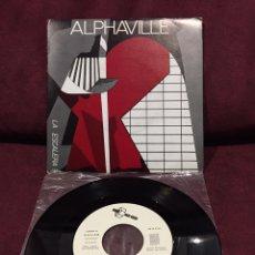 """Discos de vinilo: ALPHAVILLE - LA ESCALERA, SINGLE 7"""", PROMOCIONAL, 1983, ESPAÑA, OPORTUNIDAD!!. Lote 182736940"""