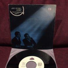 """Discos de vinilo: VOCODER - ¿QUE SUCEDE AHORA?, SINGLE 7"""", PROMOCIONAL, 1984, ESPAÑA, OPORTUNIDAD!!. Lote 182737031"""