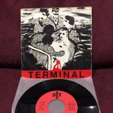 """Discos de vinilo: TERMINAL - ANTIGEN AUSTRALIA, SINGLE 7"""", 1981, ESPAÑA. OPORTUNIDAD ÚNICA!!!. Lote 182737110"""
