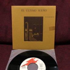 """Discos de vinilo: EL ÚLTIMO SUEÑO - EL TÚNEL DEL TIEMPO, EP 7"""", 1982, ESPAÑA, OPORTUNIDAD!!!. Lote 182737147"""
