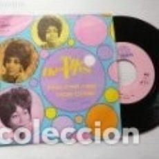 Discos de vinilo: THE IKETTES. FINE FINE FINE. SINGLE 1969 EDITA. SPAIN. ESTADO SEGUN FOTOS ADJUNTAS.. Lote 182744238