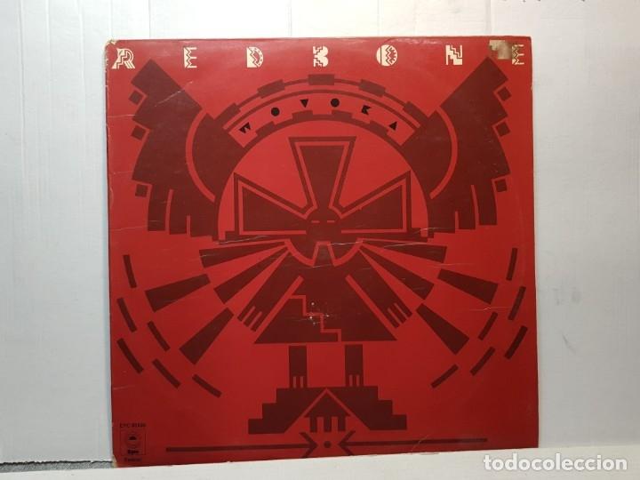LP-REDBONE- WOVOKA EN FUNDA ORIGINAL 1973 (Música - Discos - LP Vinilo - Pop - Rock - New Wave Extranjero de los 80)