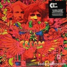 Discos de vinilo: LP CREAM DISRAELI GEARS 180 GRAMOS NUEVO PRECINTADO. Lote 182744463