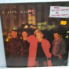 Discos de vinilo: LP-EIGHTH WONDER- FEARLESS EN FUNDA ORIGINAL 1988. Lote 182745050