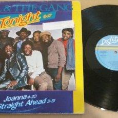 Discos de vinilo: KOOL & THE GANG / TONIGHT / MAXI-SINGLE 12 INCH. Lote 182750380