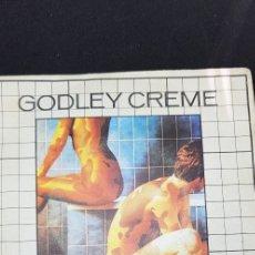 Discos de vinilo: GODLEY CREME 'AN ENGLISH IN NEW YORK' 1979. Lote 182766037