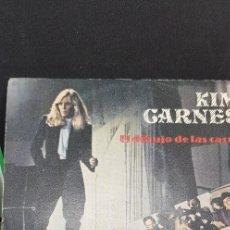 Discos de vinilo: KIM GARNES 'DRAW OF THE CARDS' 1981. Lote 182767170