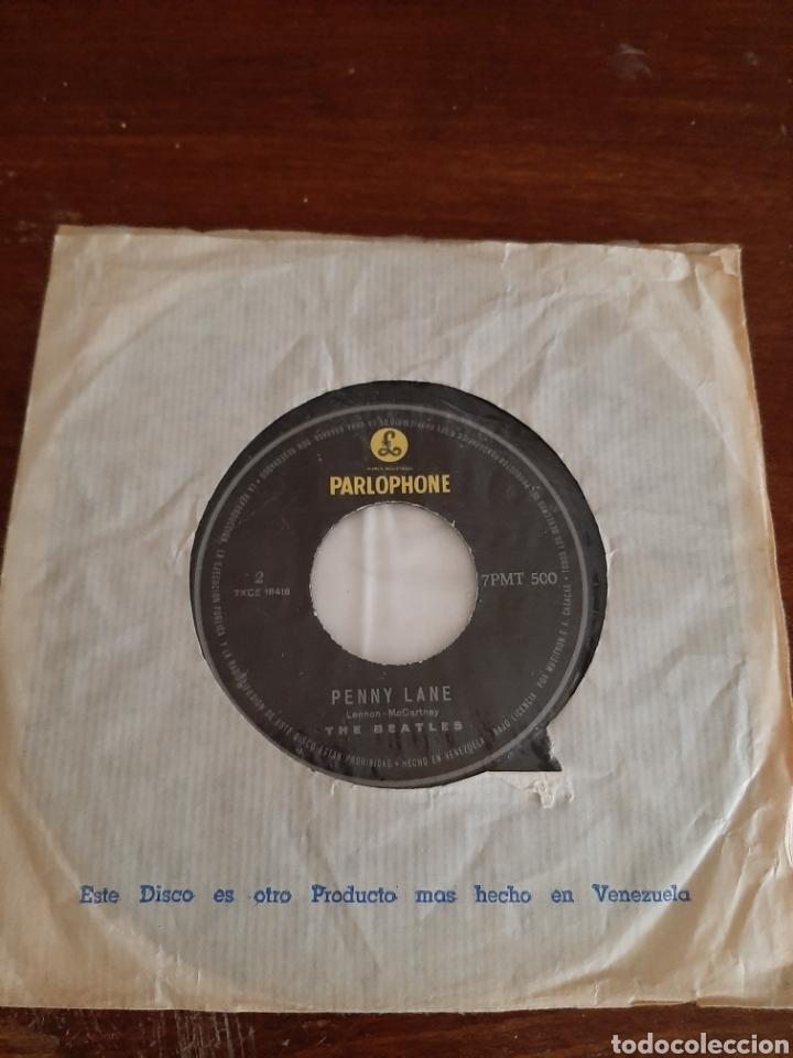 Discos de vinilo: Disco the Beatles editado en Venezuela - Foto 2 - 182768555