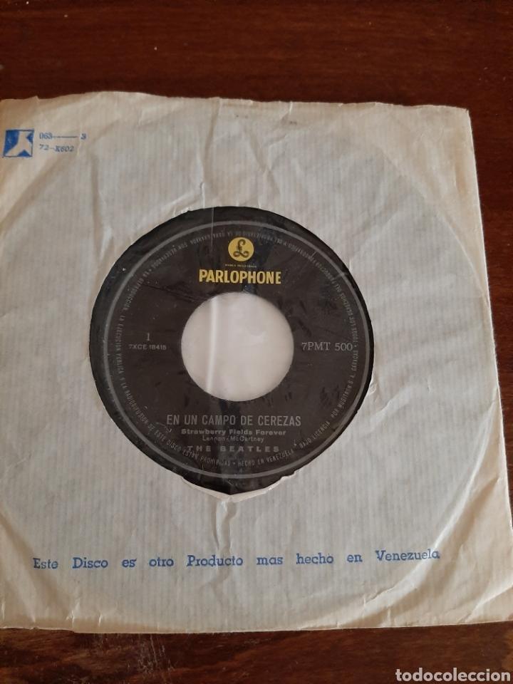 DISCO THE BEATLES EDITADO EN VENEZUELA (Música - Discos - Singles Vinilo - Pop - Rock Extranjero de los 50 y 60)