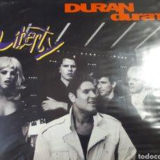 Discos de vinilo: DURAN DURAN LIBERTY. Lote 182771156