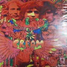 Discos de vinilo: CREAM DISRAELI GEARS REEDICION. Lote 182771382