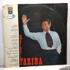 Discos de vinilo: LP-RAFAEL FARINA - EN FUNDA ORIGINAL 1972. Lote 182772088