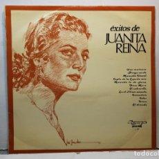 Discos de vinilo: LP-JUANITA REINA - EXITOS EN FUNDA ORIGINAL 1973. Lote 182772391
