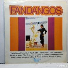 Discos de vinilo: LP-FANDANGOS- EN FUNDA ORIGINAL 1972. Lote 182773018