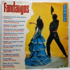 Discos de vinilo: LP-FANDANGOS- EN FUNDA ORIGINAL 1967. Lote 182773150